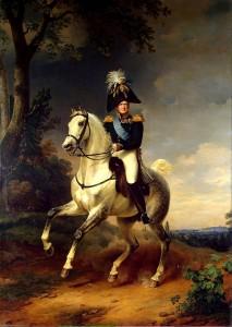 Zar Alexander von Russland