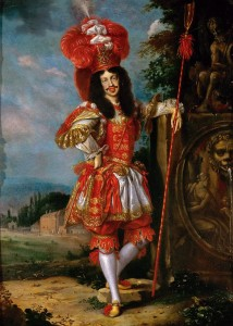Leopold I., Bild von Jan Thomas